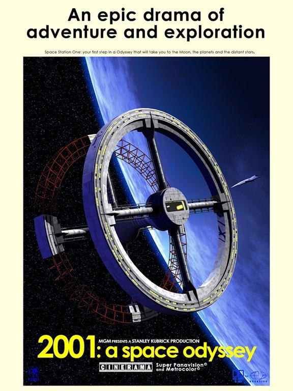 Фильм 2001: Космическая одиссея смотреть онлайн бесплатно в хорошем качестве