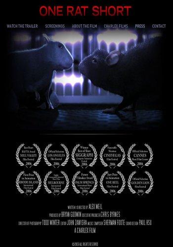 Мышонок / История одной крысы / One Rat Short / 2006 / DVDRip