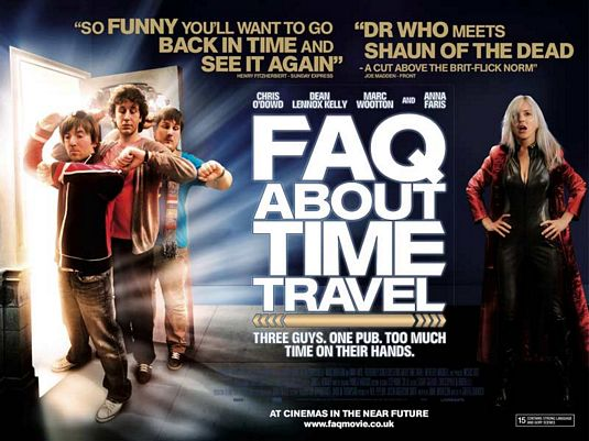 ����� ���������� ������� � ������������ �� ������� / Frequently Asked Questions About Time Travel / 2009 / DVDRip