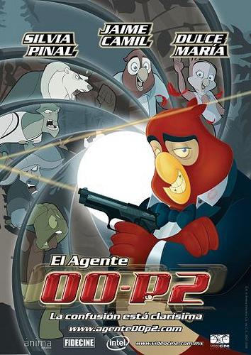 Агент 00-P2 / El Agente 00-P2 (2009) DVDRip