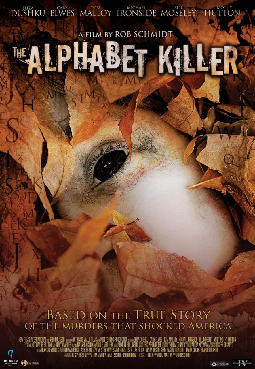 Фильм Алфавитный убийца Смотреть онлайн бесплатно, в хорошем качестве