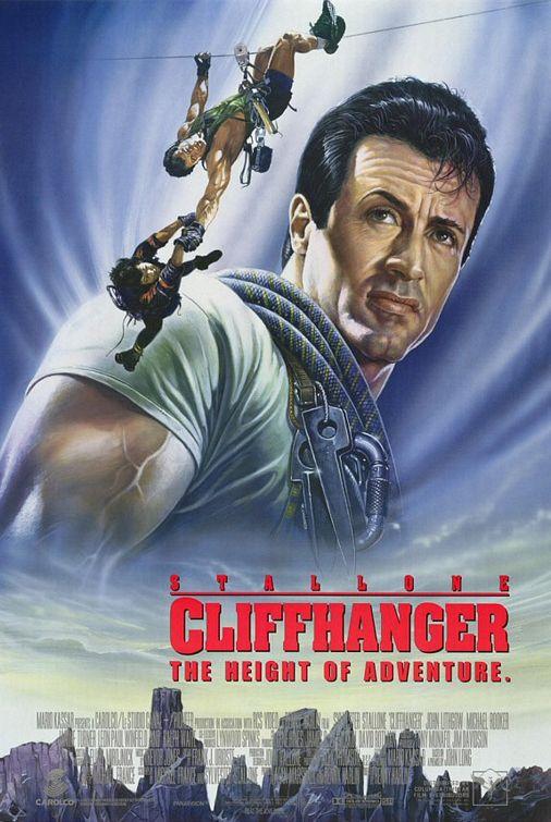 Скалолаз / Cliffhanger (1993) BDRip