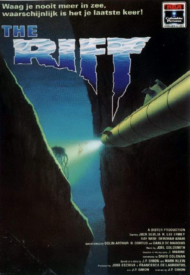 фильм ужасов где подводная лодка