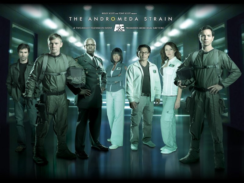 """����� ���������"" (2008) The Andromeda Strain"