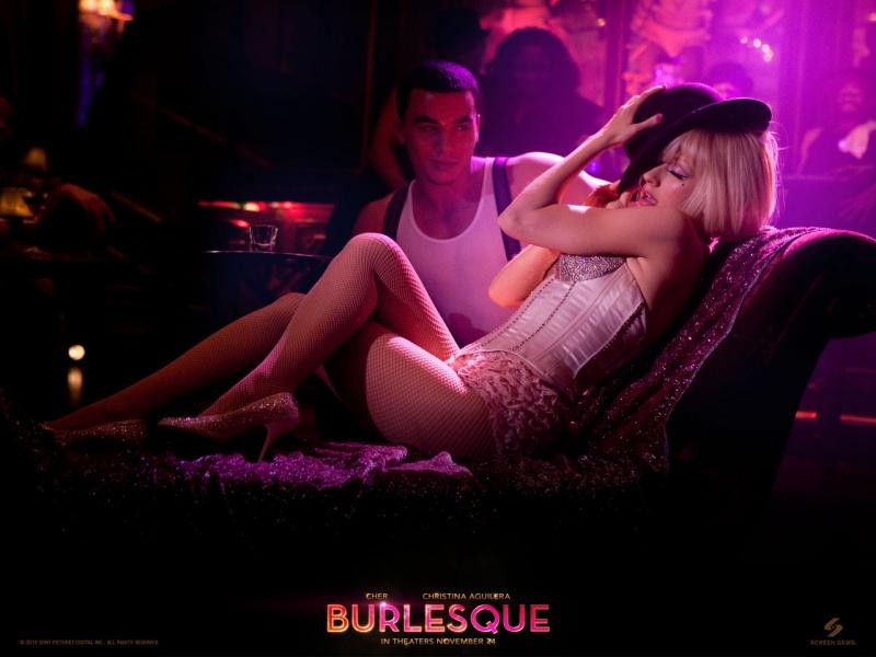 Бурлеск / Burlesque (2010) HDRip[лицензия]