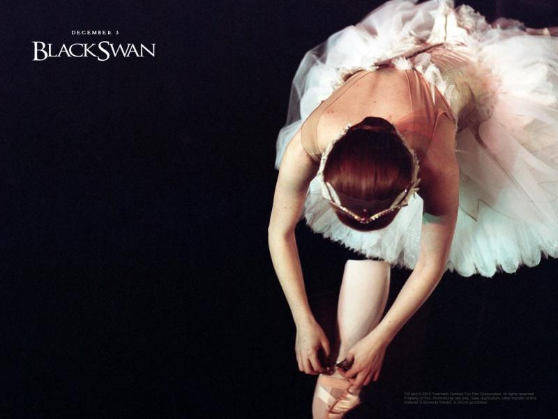 Чёрный лебедь / Black Swan (Даррен Аронофски) [2010 г., триллер, драма,DVDScreener] Dub
