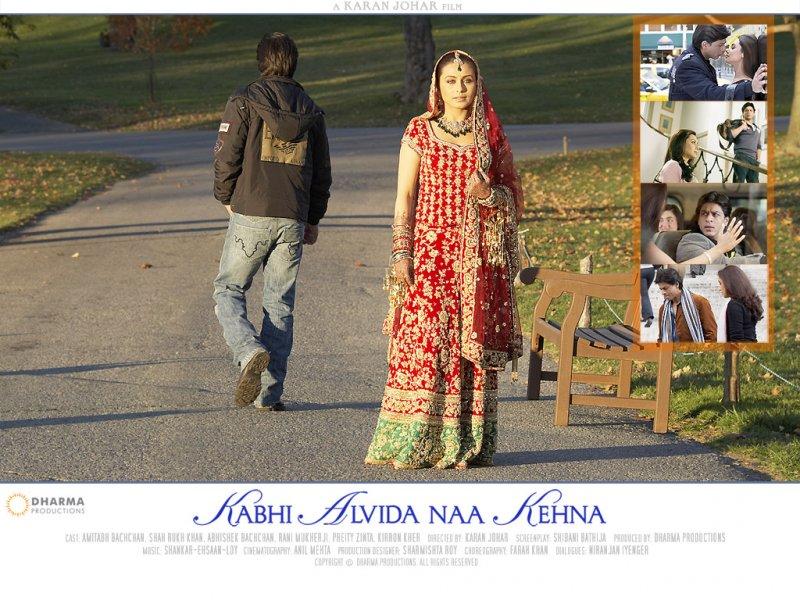 Никогда не говори «Прощай» (Kabhi Alvida Naa Kehna)
