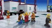 Кадр к фильму Лего: Приключения Клатча Пауэрса.