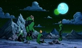 Зеленый Фонарь: Изумрудные рыцари