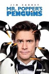 Пингвины Мистера Поппера смотреть онлайн бесплатно в хорошем качестве