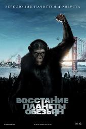 Восстание планеты обезьян (Rise of the Planet of the Apes, 2011)