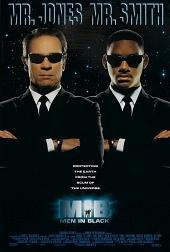 Люди в черном. Дилогия (Men in Black, 1997 - 2002)