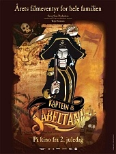 Капитан Саблезуб/Kaptein Sabeltann