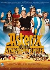 Астерикс и Обеликс на олимпийских играх смотреть онлайн бесплатно