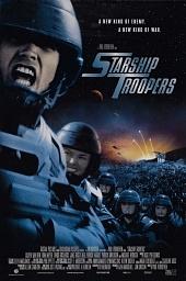 фильм Звездный Десант 1 смотреть онлайн бесплатно в хорошем качестве