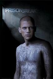 Побег из Тюрьмы 1 сезон онлайн в хорошем качестве, смотреть Побег из Тюрьмы 1 сезон