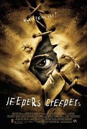 фильм Джиперс Криперс 1 смотреть онлайн бесплатно в хорошем качестве