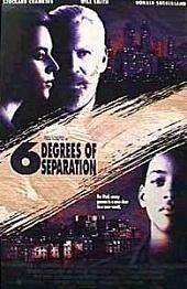 Шесть степеней отчуждения/Six Degrees of Separation