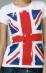 майка британский флаг.