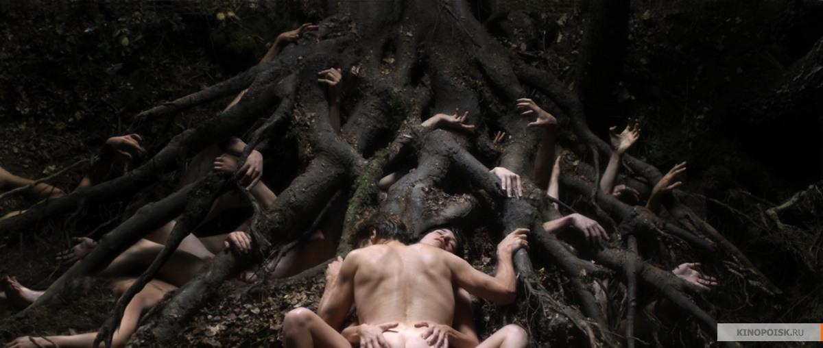 Антихрист секс сцены