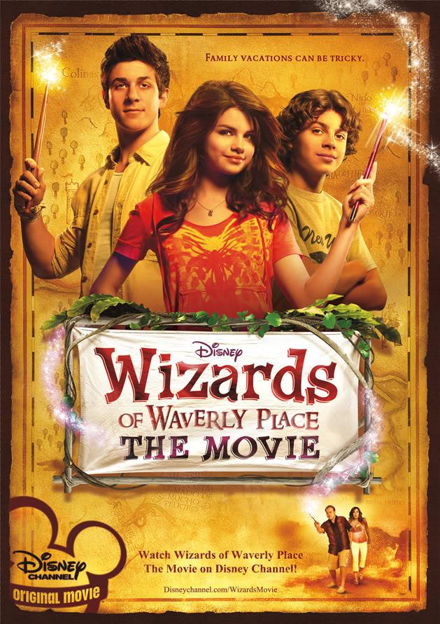 Волшебники из Вэйверли Плэйс в кино (Wizards of Waverly Place: The Movie)