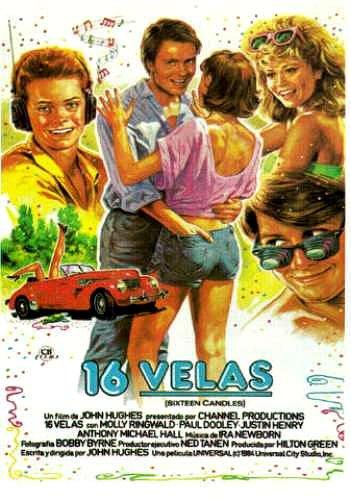 Sixteen Candles / 16 სანთელი (1984/RUS/DVDRip)