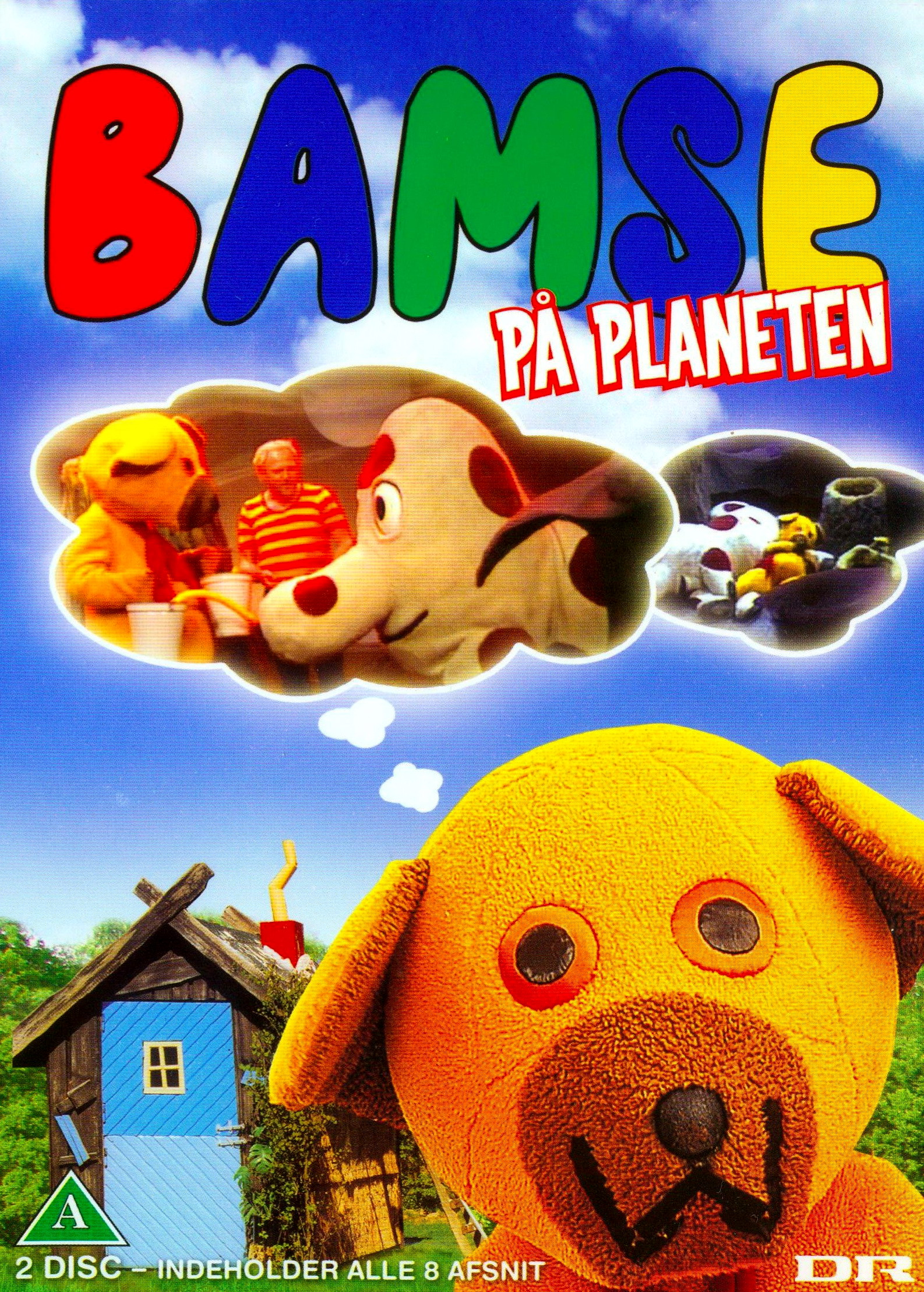 Fjernsyn for dyr - Bamse pa planeten movie