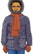 Как одеться по погоде Ух и погоняла я сегодня Анжелину по разным городам...